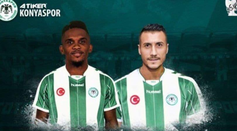 Eto'o, è ufficiale il suo passaggio al Konyaspor