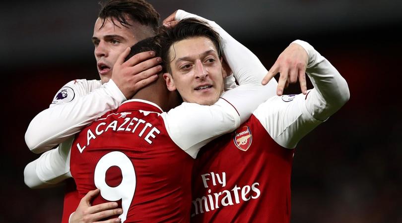 Arsenal, rinnovo per Ozil: sarà il più pagato della squadra