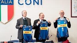 Volley: Dhl Express Italy al fianco delle nazionali azzurre
