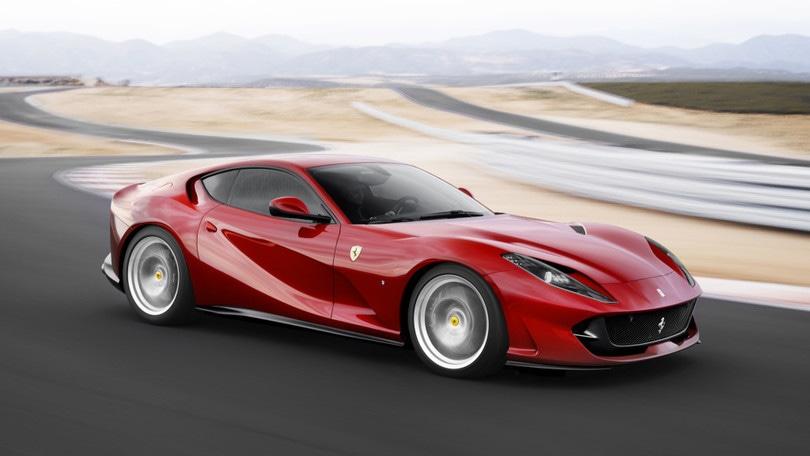 Ferrari festeggia un nuovo record di vendite nel 2017