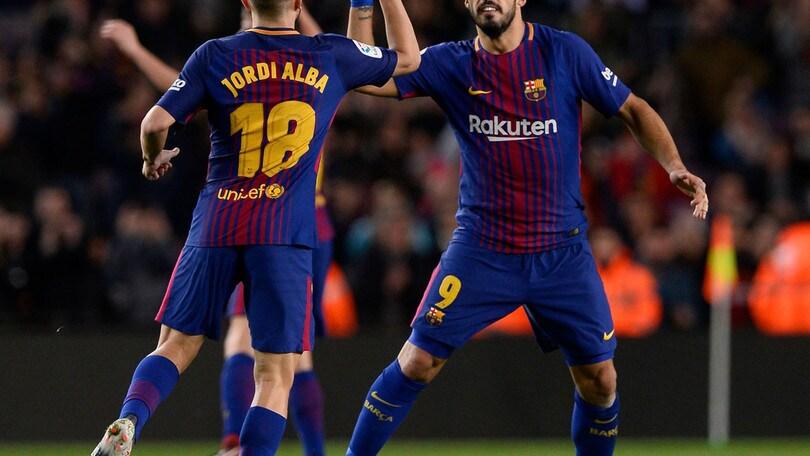 Coppa del Re, Barcellona vincente a 1,22