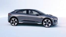 Jaguar I-Pace resiste alle temperature polari