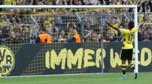 Aubameyang, il suo addio al Dortmund: «Sono un ragazzo pazzo»