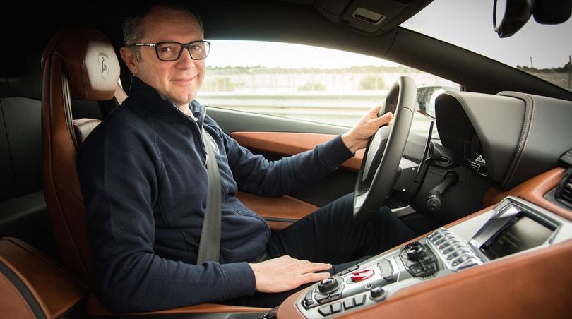 Stefano Domenicali: «Lamborghini è nel futuro»