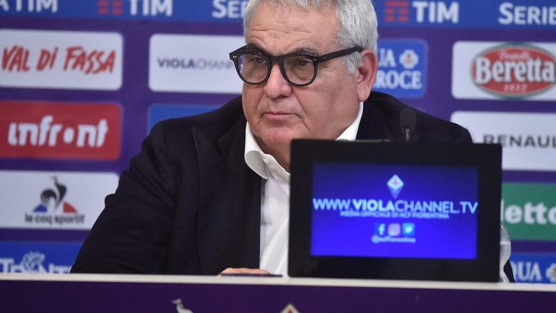 Calciomercato Fiorentina, Corvino: «Non ci siamo indeboliti»