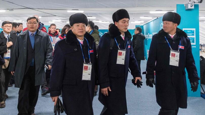 PyeongChang, arrivati gli atleti della Nord Corea