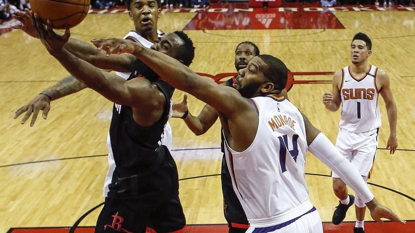 Harden gela gli Spurs, Griffin esalta i Pistons