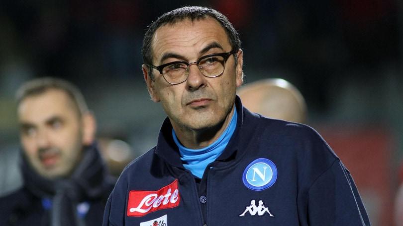 Sarri, l'agente: «Non chiede giocatori, ma ruoli e caratteristiche»