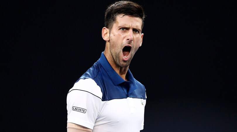 Tennis, Djokovic sotto i ferri
