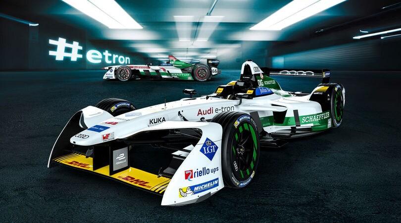 Audi: la Formula E fa scattare la scintilla elettrica