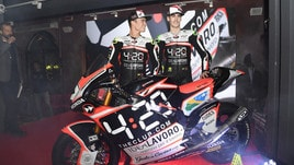 Moto2, presentato il Team Forward