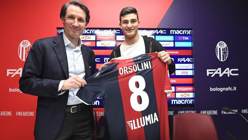 Serie A Bologna, Orsolini: «Subito feeling con Destro»