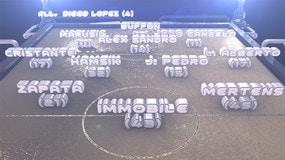 Calcio, 23a giornata Serie A: scopri la formazione di Mister Calcio Cup