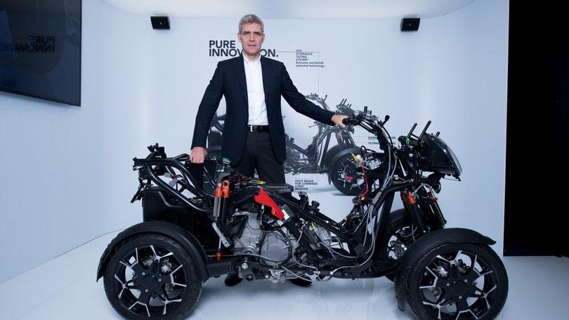 Quadro Vehicles con Ald, nuove frontiere della mobilità