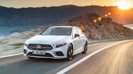 Nuova Mercedes Classe A: la rivoluzione parte dal basso