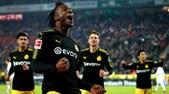 Bundesliga, il Borussia Dortmund scopre Batshuayi: doppietta all'esordio