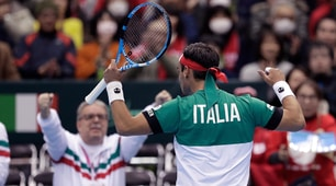 Coppa Davis,Giappone-Italia 1-2: azzurri in vantaggio grazie al doppio