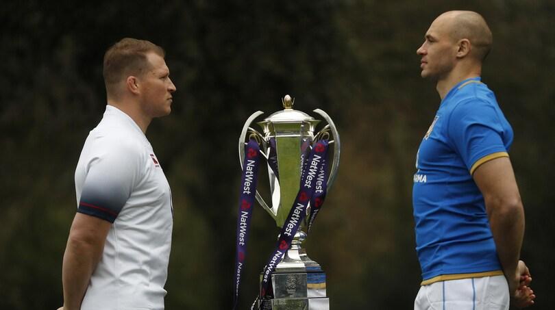 Rugby: Sei Nazioni, tutti i numeri dell'Italia. Parisse: «Dobbiamo essere competitivi»