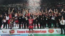 Volley: Coppa Italia, ascolti boom in TV, oltre 200000 per la finale