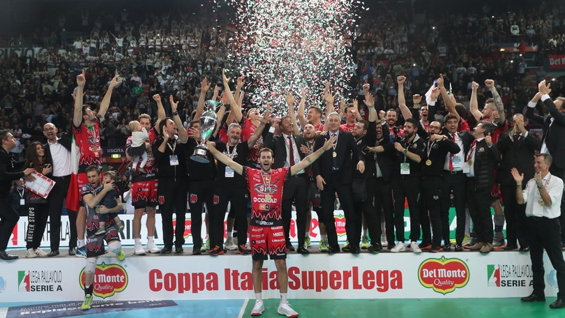 Volley: Coppa Italia, ascolti boom in TV, oltre 200000 per la finale