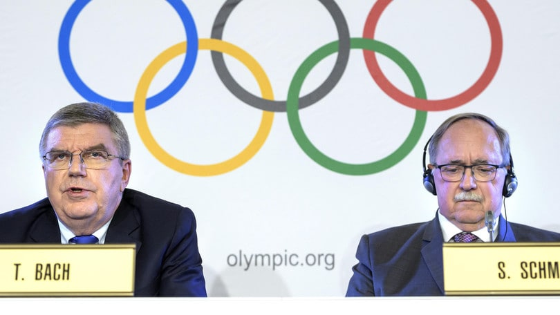 Doping: Cio apre alla riammissione di 13 russi