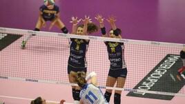 Volley: A2 Femminile, Trento supera Olbia in quattro set