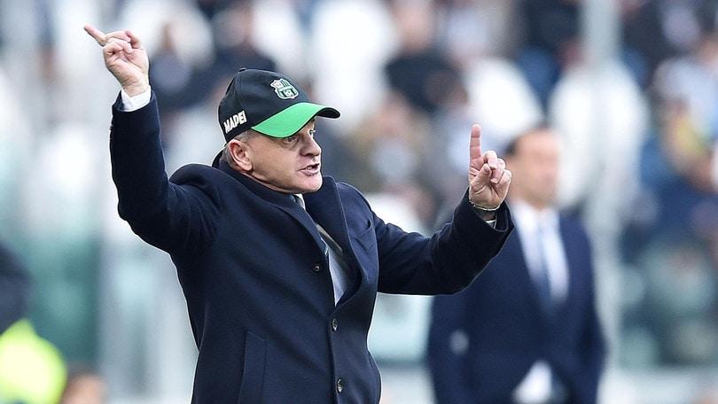 Serie A Sassuolo, Iachini: «Il 7-0 fa male. Facciamo mea culpa»