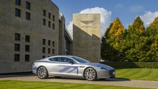 Aston Martin, il futuro è elettrico e a trazione cinese