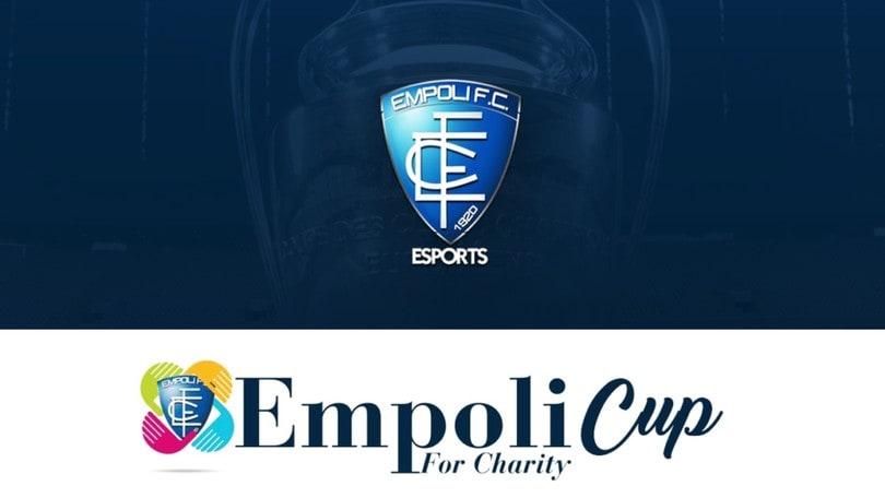 Sport elettronici e beneficenza: l'evento targato Empoli FC Esports