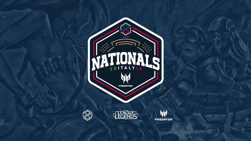 PG Nationals Predator: date e formato
