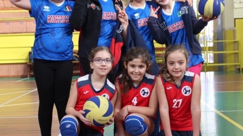 Volley: a Rieti la festa di 'Carnevale di volley'