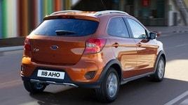 Ford Ka+ Active, la minicrossover