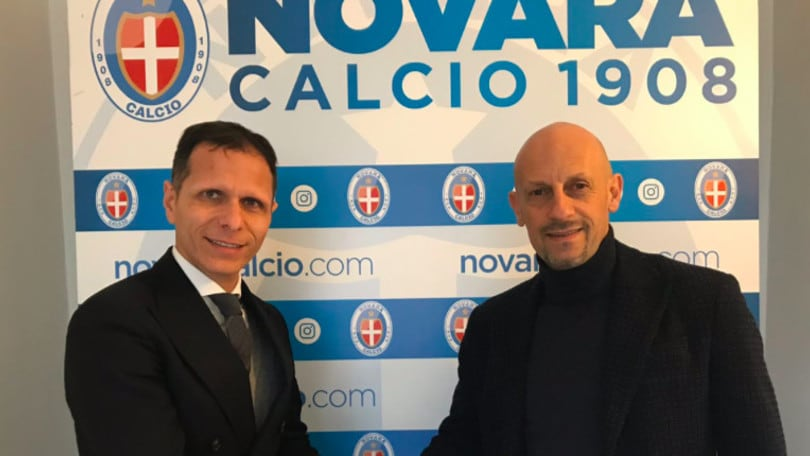 Calciomercato Novara, ufficiale: Di Carlo nuovo allenatore