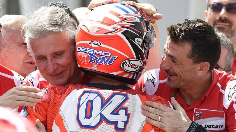 MotoGp Ducati, Ciabatti: «Siamo piuttosto ottimisti»