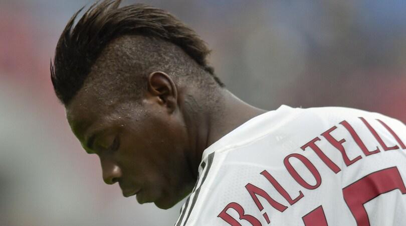L'arbitro di Dijon-Nizza: «Non ho sentito cori razzisti per Balotelli»