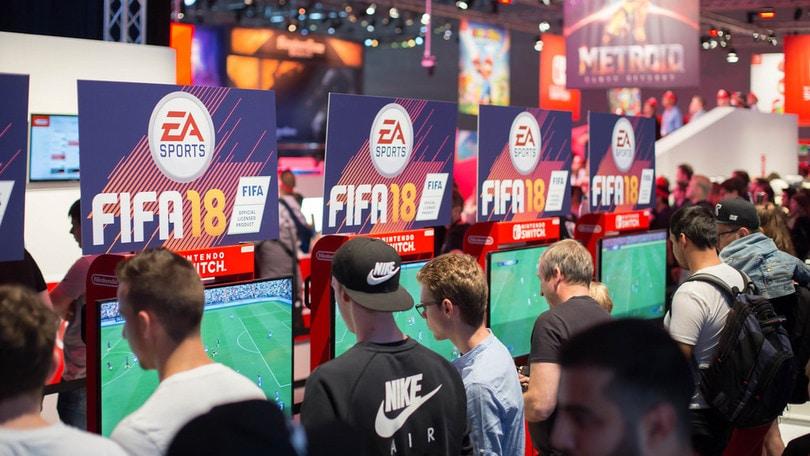 Fifa 18 a gennaio è il più venduto per consolle