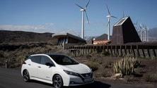 Nissan, 10 miliardi di dollari per l'elettrico
