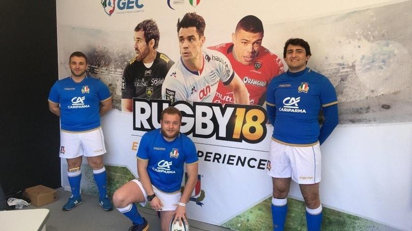 6 Nazioni di rugby: una festa anche per gli eSports!