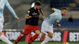 Il Genoa passa all'Olimpico: Lazio sconfitta 2-1