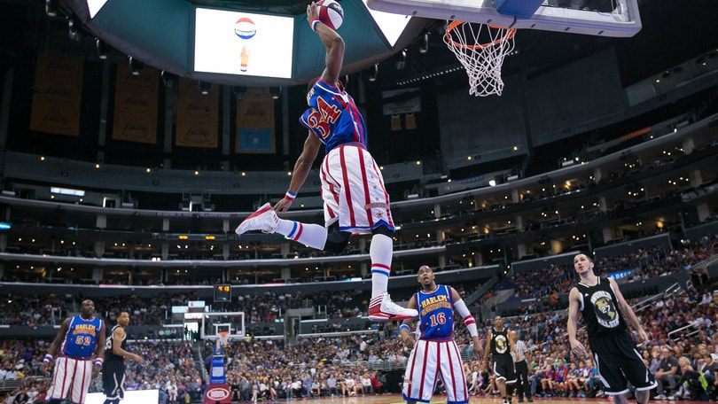Harlem Globetrotters, nuovo tour in Italia