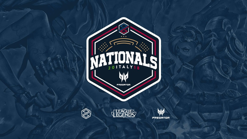 PG Nationals: le qualificate!