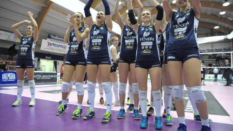 Volley: Coppa Italia A2 Femminile, domani in campo per le semifinali