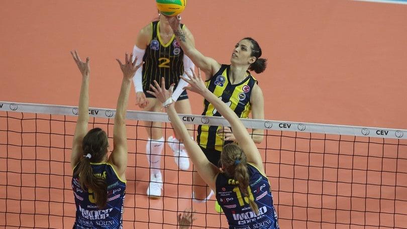 Volley: Champions League, per Novara e Conegliano mercoledì di Coppa