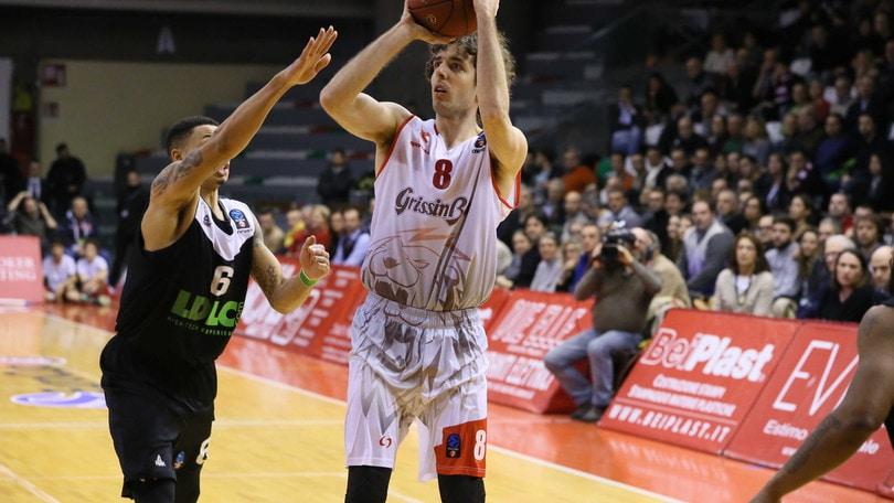Basket Eurocup, Della Valle piega Villeurbanne