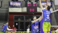 Volley: A2 Maschile, Pool B, domani l'anticipo Aversa-Mondovì