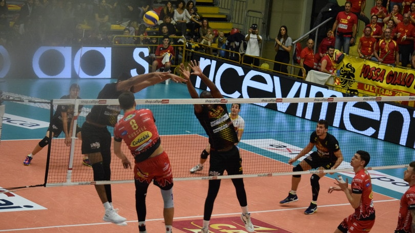 Volley: Superlega, nell' 8a di ritorno impegni interni per Perugia e Civitanova
