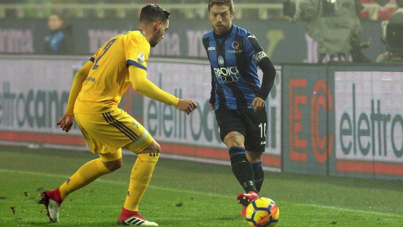 Serie A Atalanta, Gomez prosegue il lavoro differenziato