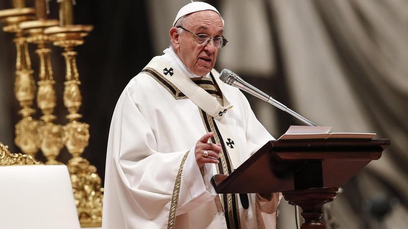 Papa: «La bandiera unica per le Coree fa sperare»