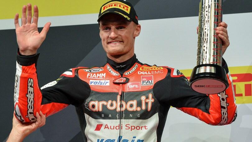 Superbike Ducati, Davies e Meandri puntano al titolo