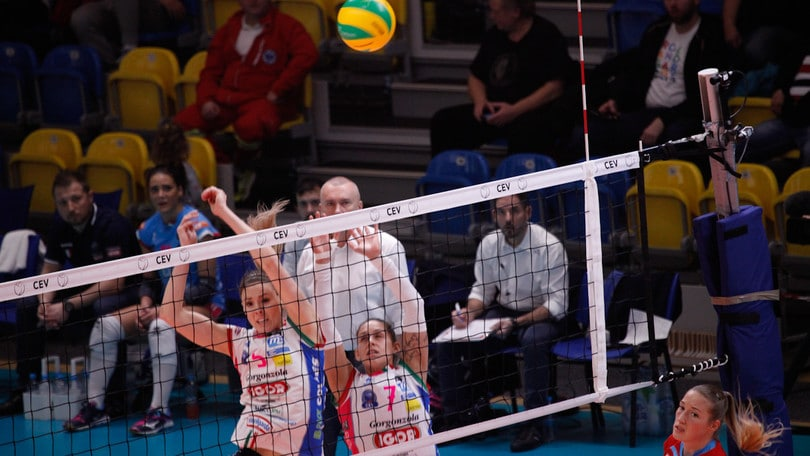 Volley: Champions League, Novara corsara in Repubblica Ceca